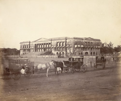 The Town Hall, Bombay. 9373